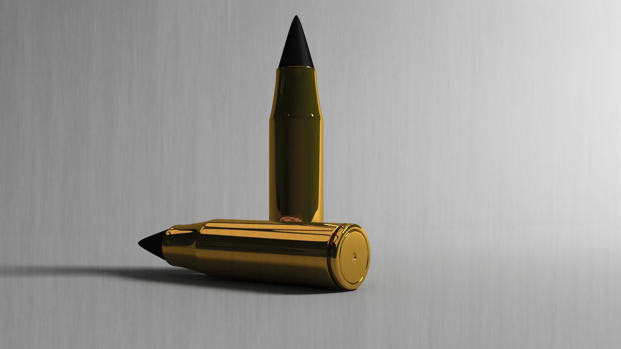 50 cal Bullet