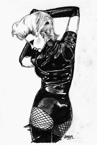 Bianca punk