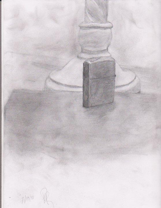My Little Zippo (Sketch)