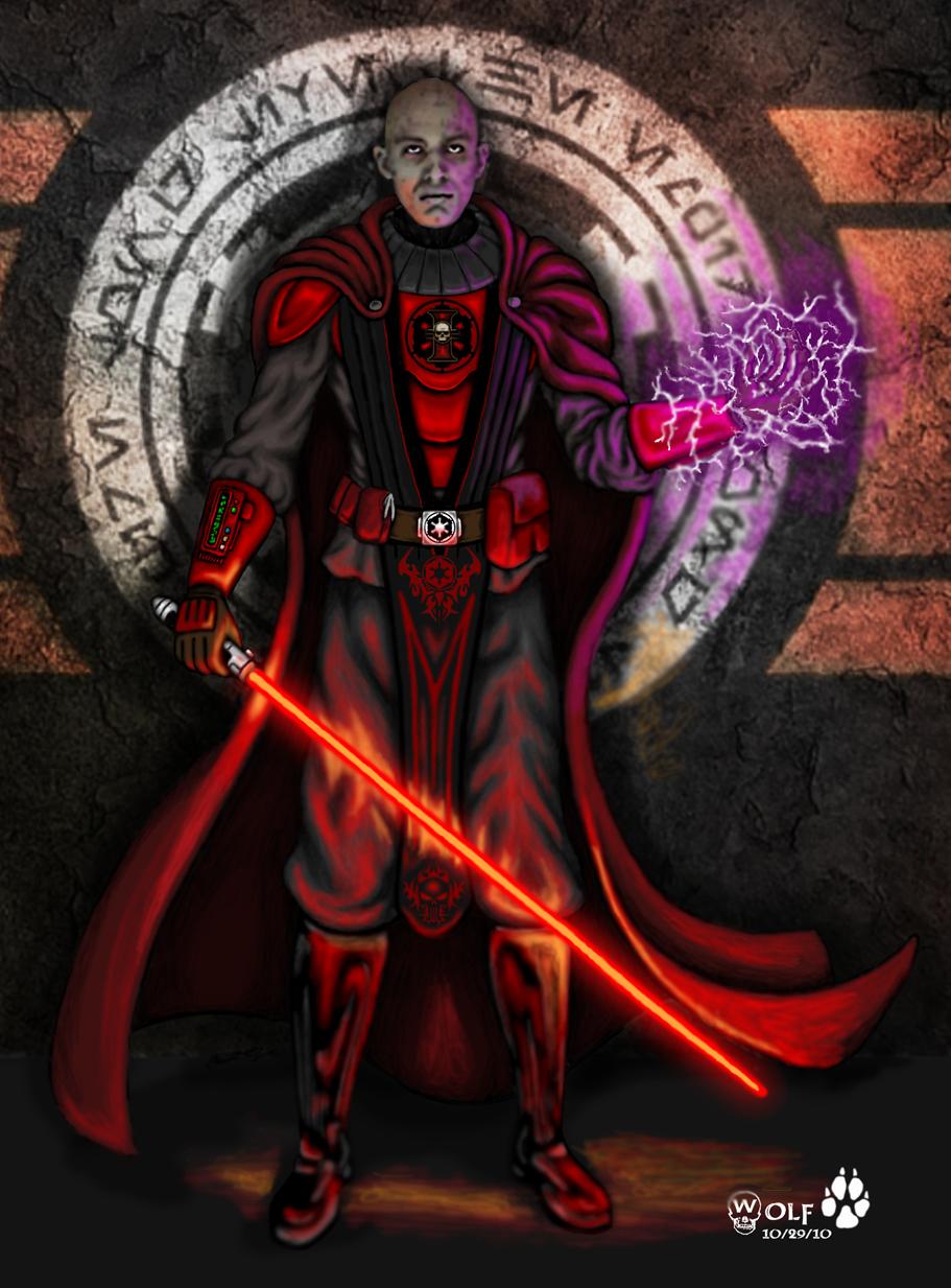Imperial Inquisitor.