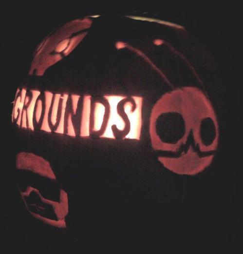 Newgrounds Pumpkin 2010