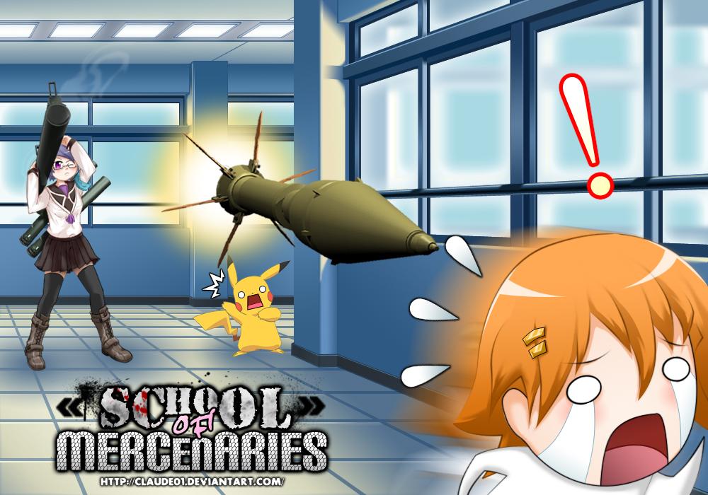 School of Mercenaries