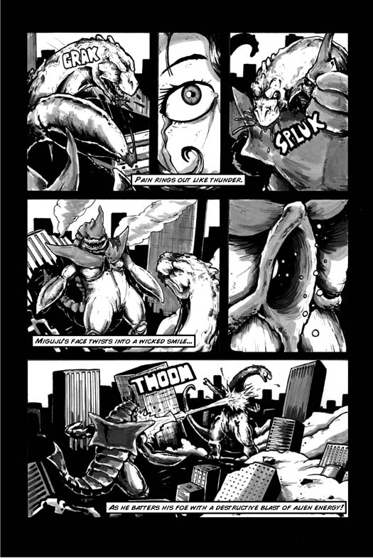 Durontus Attacks Page 3