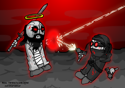 Hank vs. Jesus