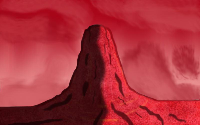 Marte Montain