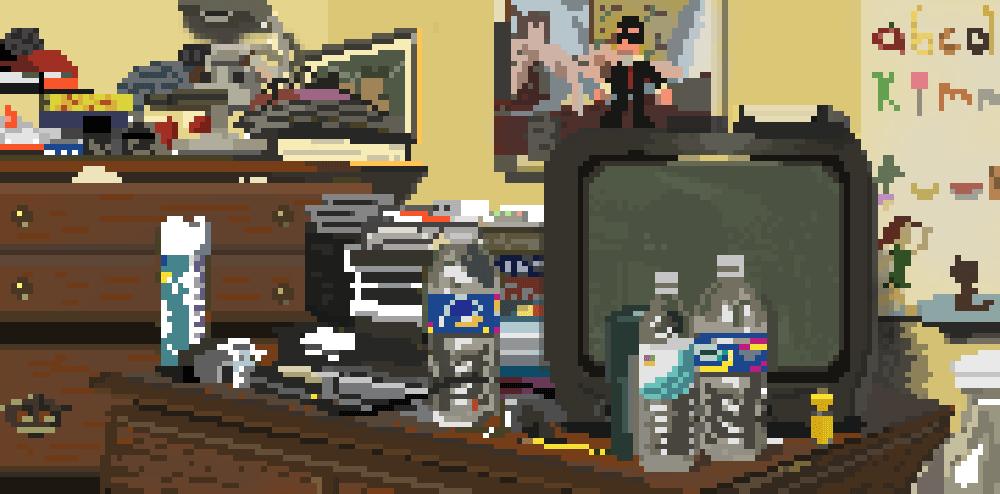 Pixel Room A