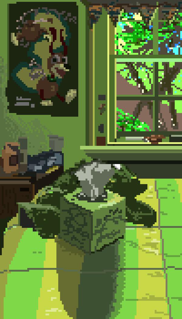 Pixel Room B