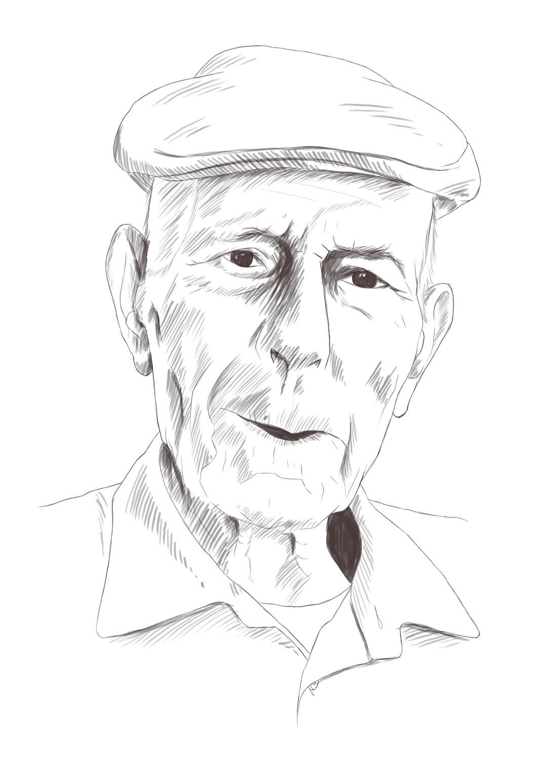 Portret of my grandfather
