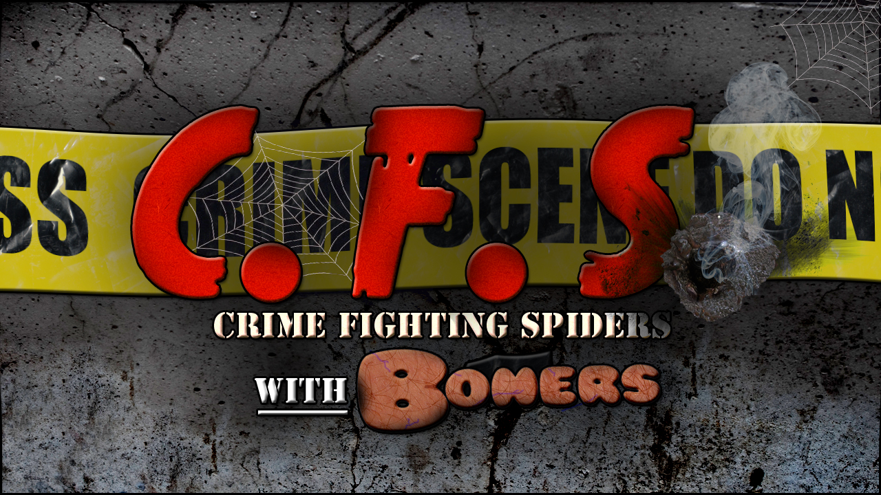 Crime Spiders Logo