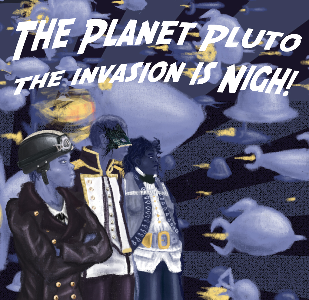 The Invasion Is Nigh!