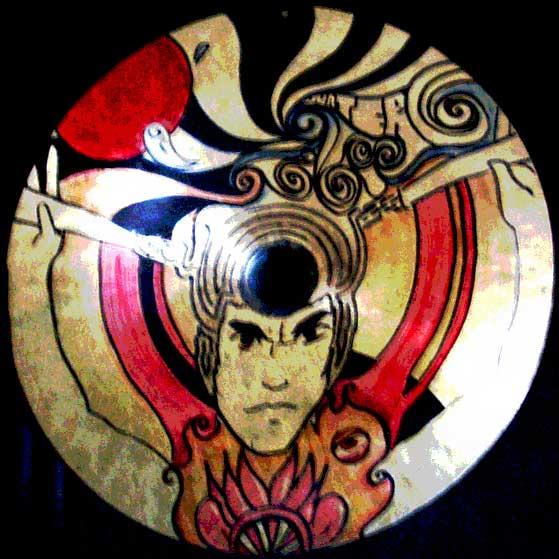 Bruce Lee Cymbal