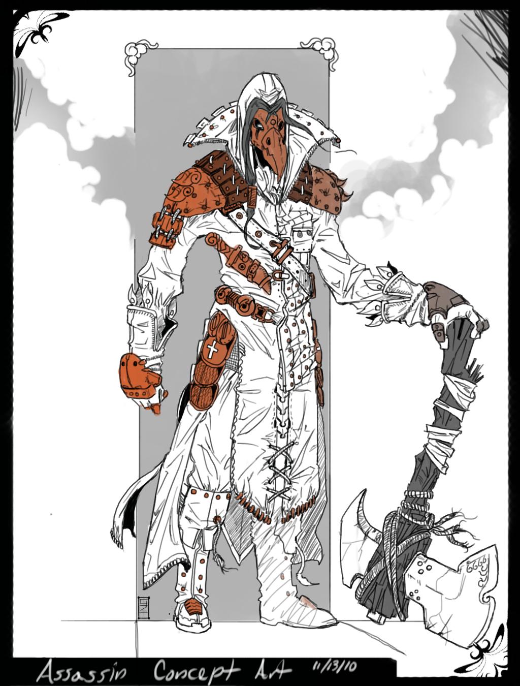 Axe Assassin