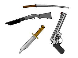 Heavy weapons