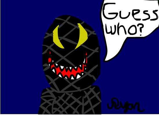 """Guess Who? - Venom """
