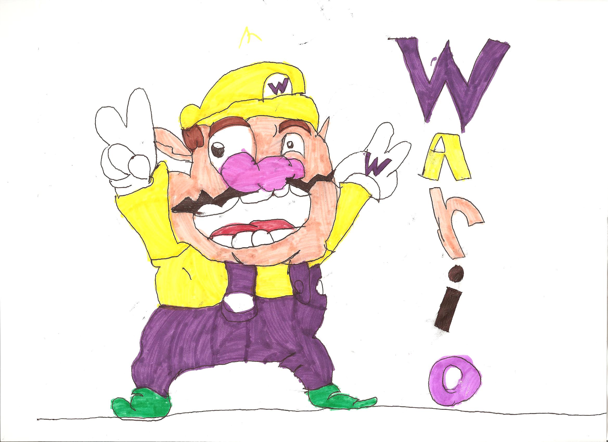 super wario