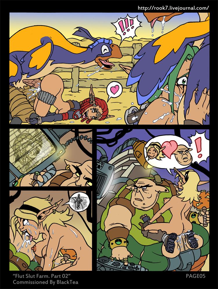Flut Slut Farm Part 02 Page 05