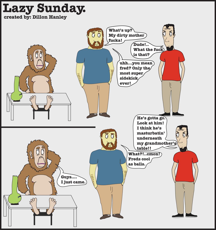Lazy Sunday(Sidekick!)