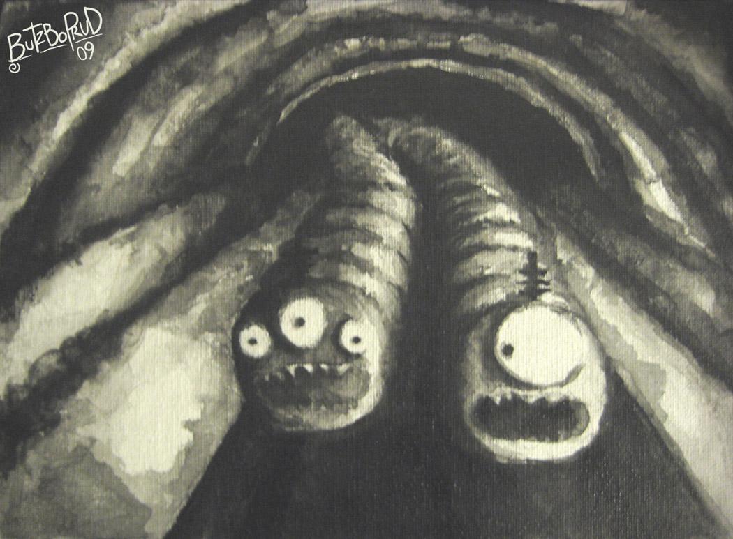 'Metro-Worms'