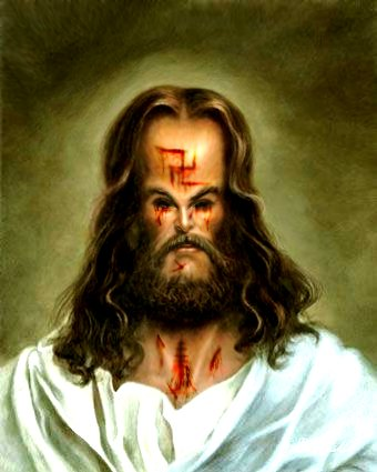 Nazi Jesus