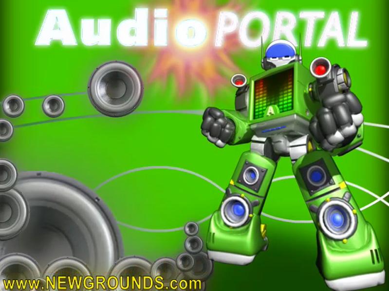 Audio portal Redesign