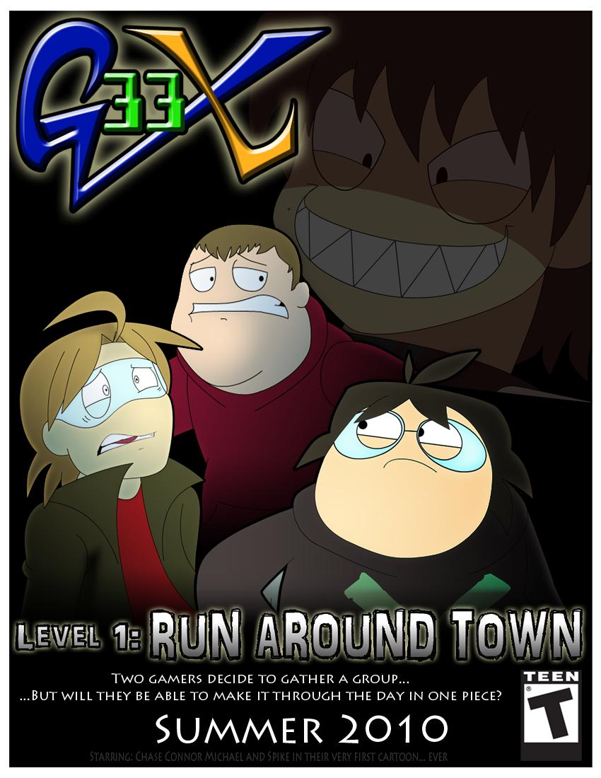 Run Around Town Promo