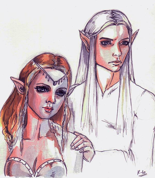 Olrun and Slagfidr