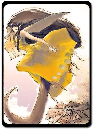 Stonebarb Fairy ACEO