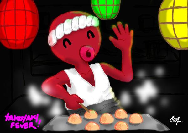 I Love Tkoyaki
