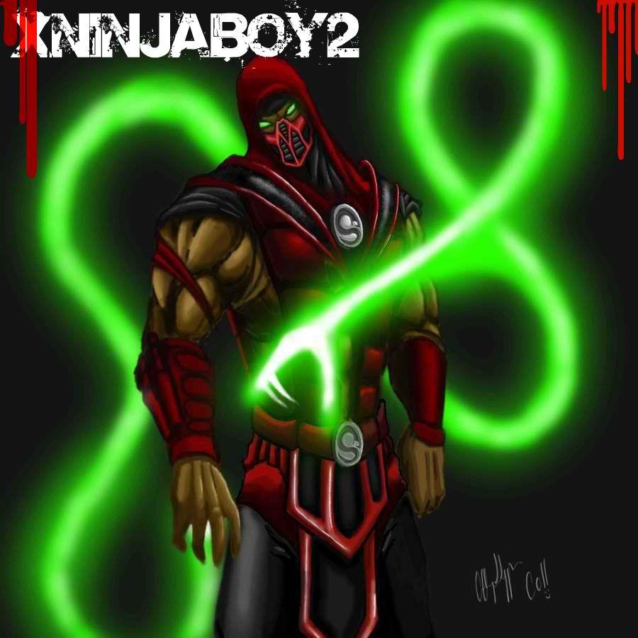Badass XNinjaboy2
