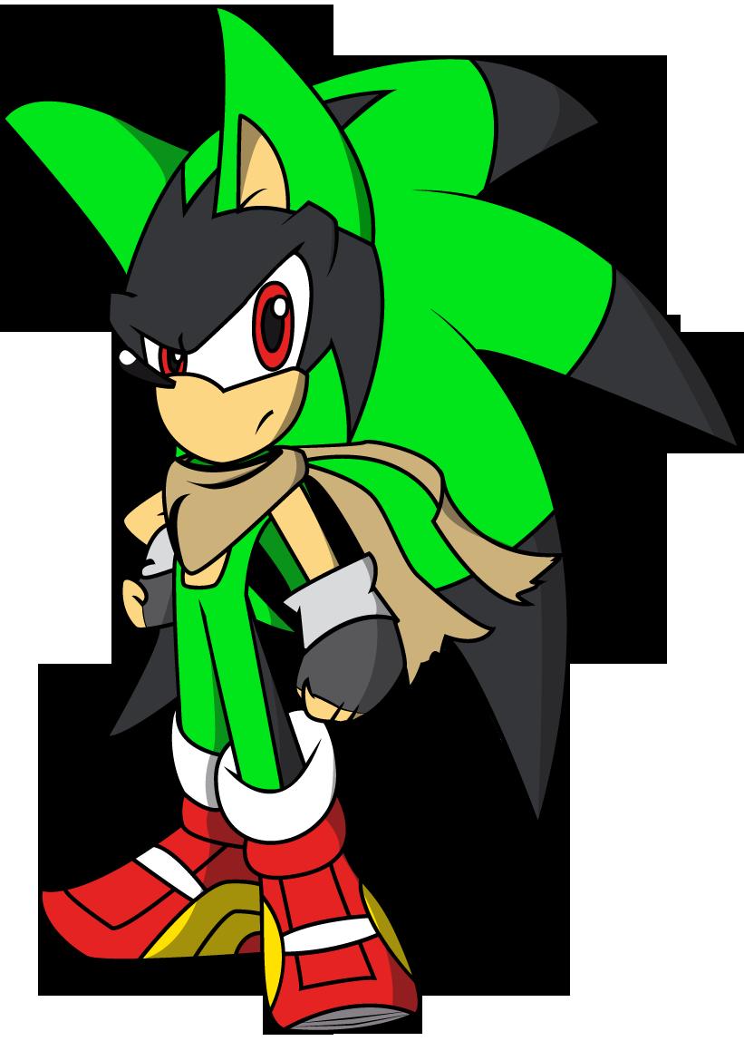 Ashura the Hedgehog