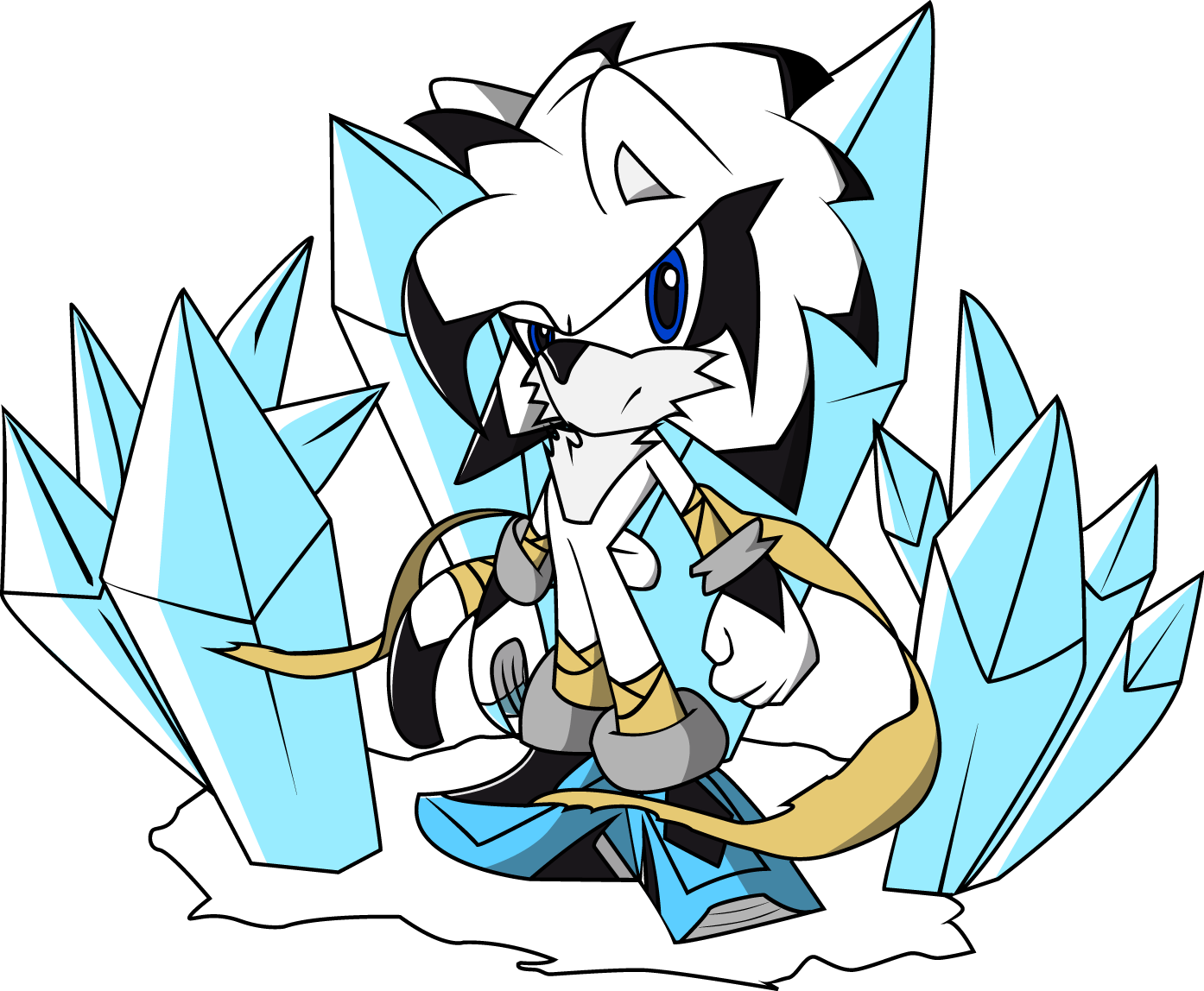 Frost the Tiger