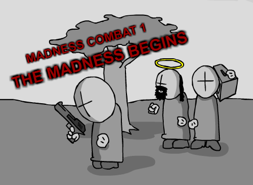 Madness Combat 1 Poster