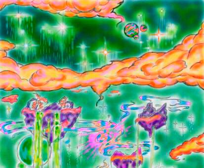SoulWar© background