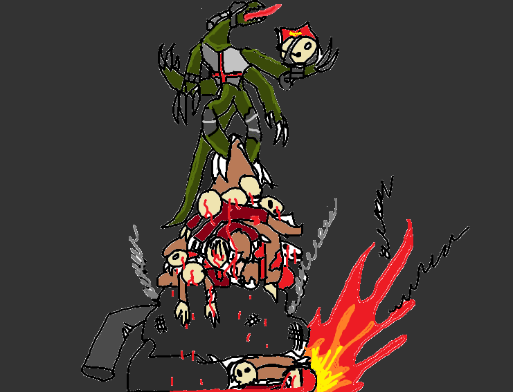 Gorger the Undying