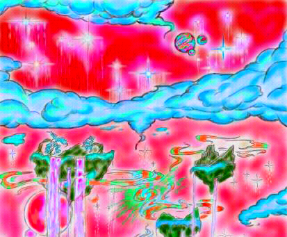 Soul War© background
