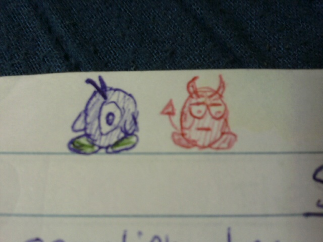 Doo Hero & Devil Kirby