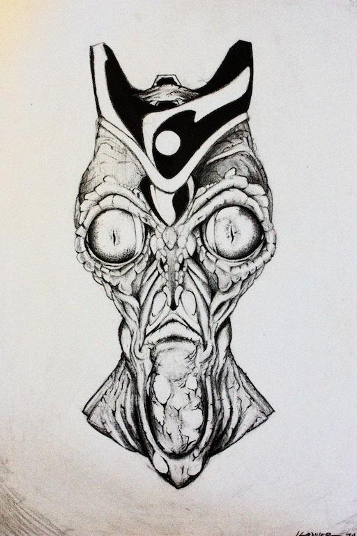 Alien King 1