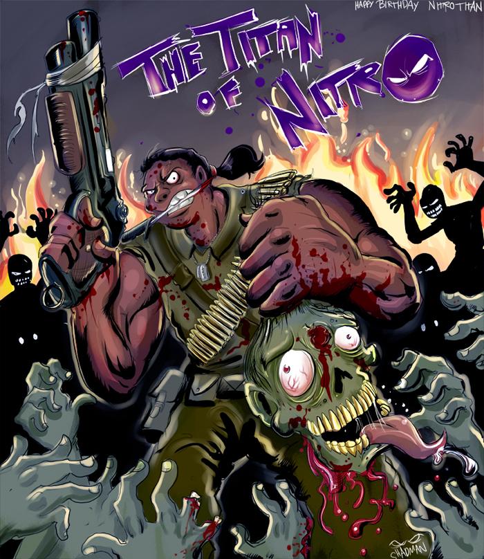 The Titan of Nitro