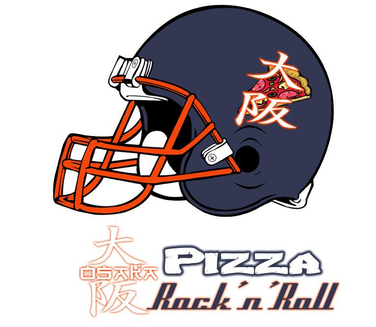 Osaka Pizza Rock'n'Roll