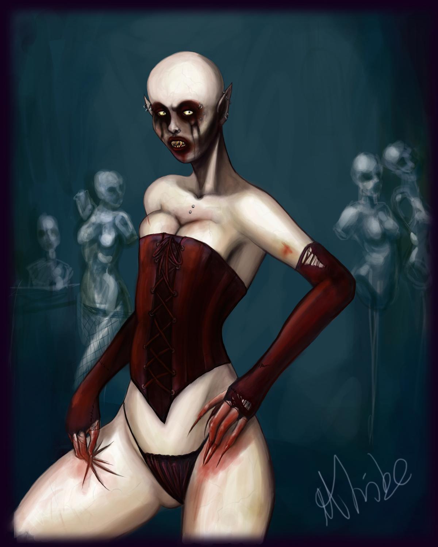Nosferatu Pinup