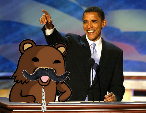 Obama's Special Guest