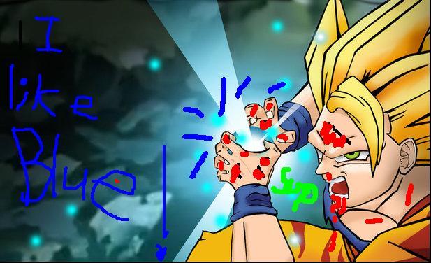 Goku's test