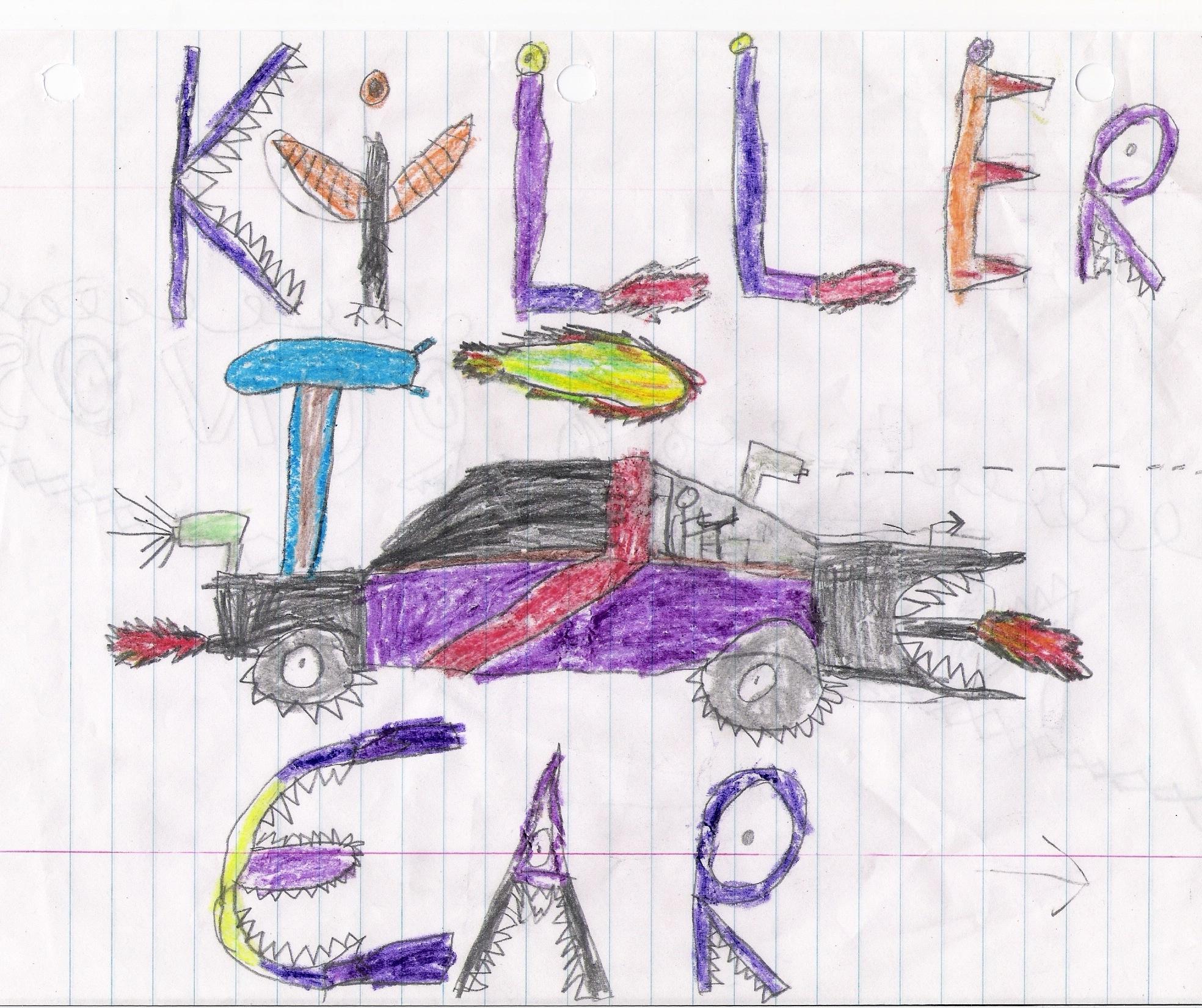 kill car