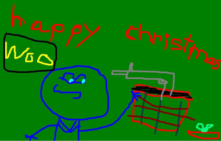 madness christmas!