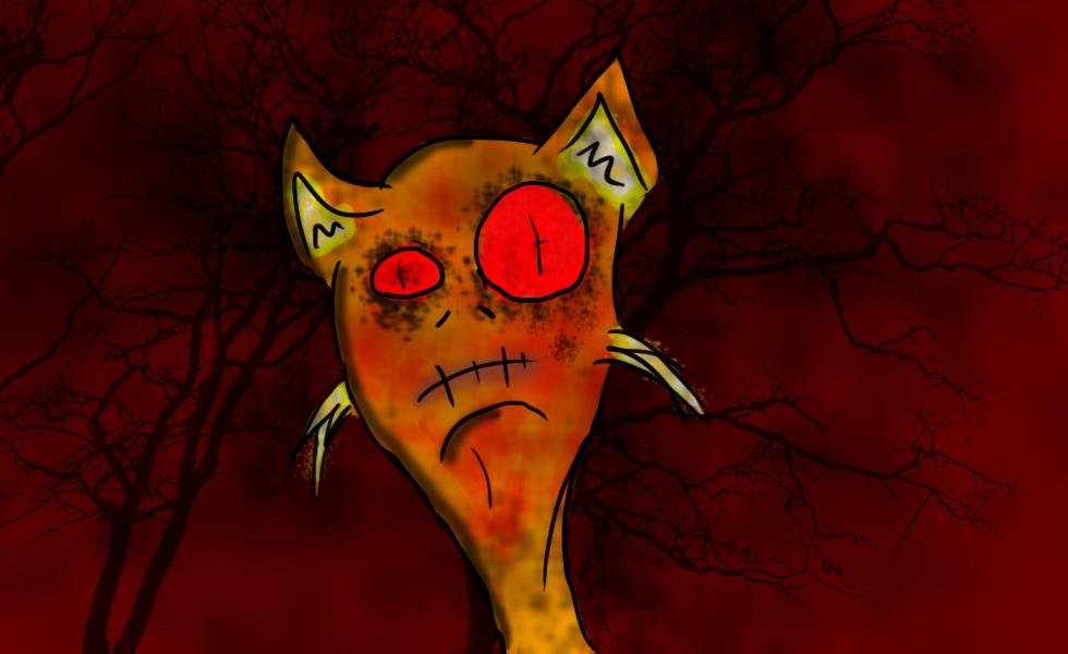 Orange Creep