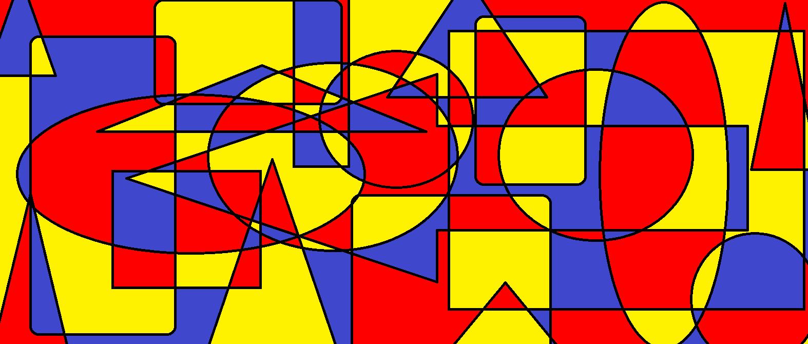 geometric hide and seek