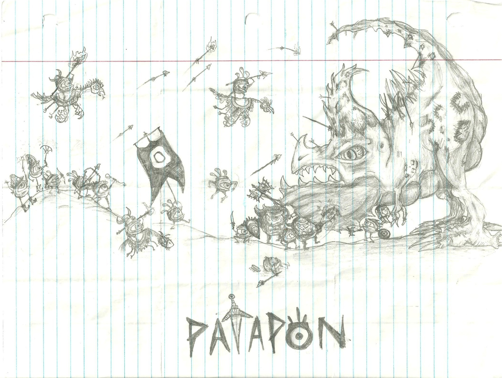 Real Patapons