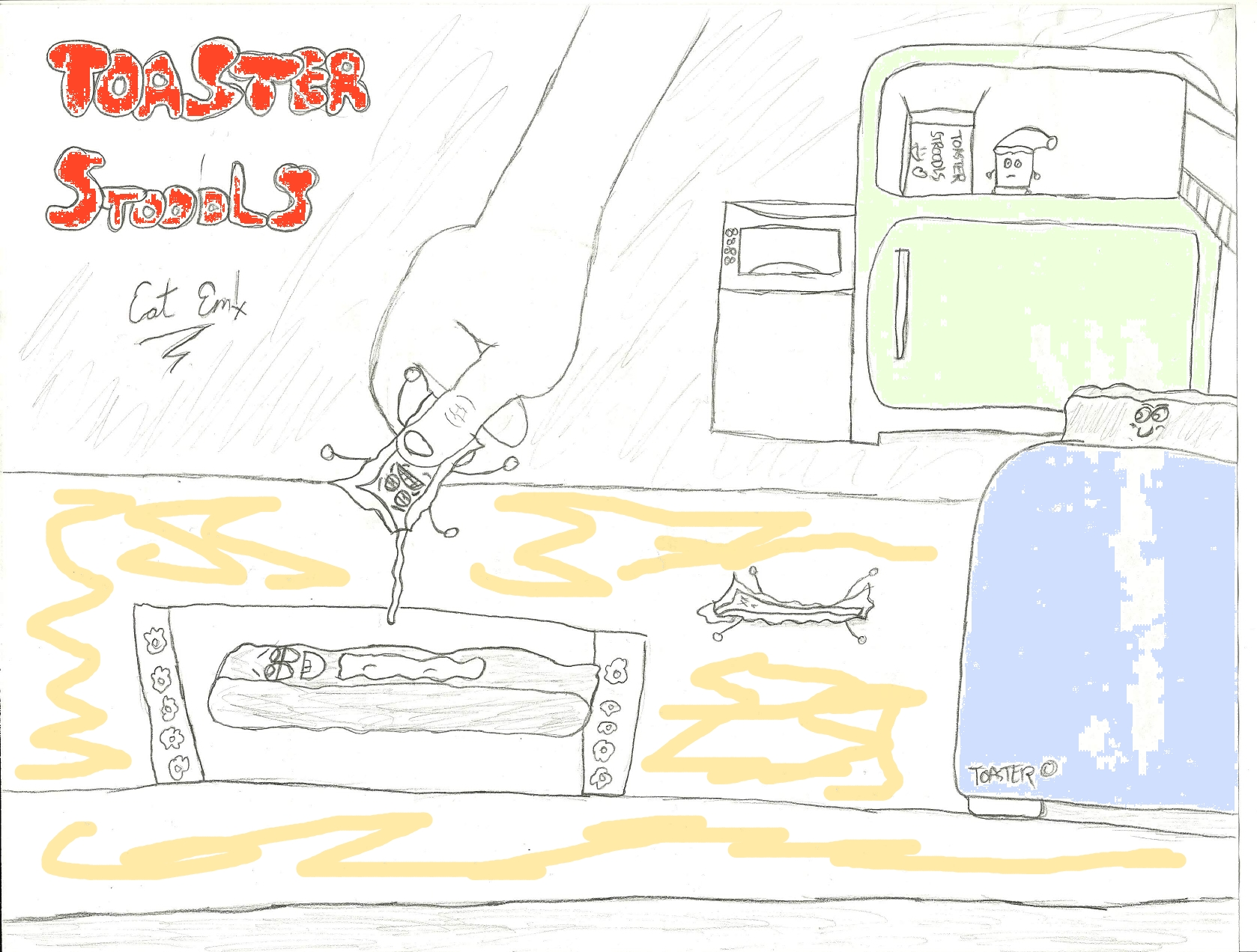 Toaster Stroodl