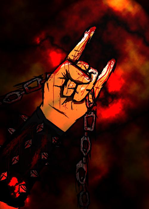 Metal Hand /m/!