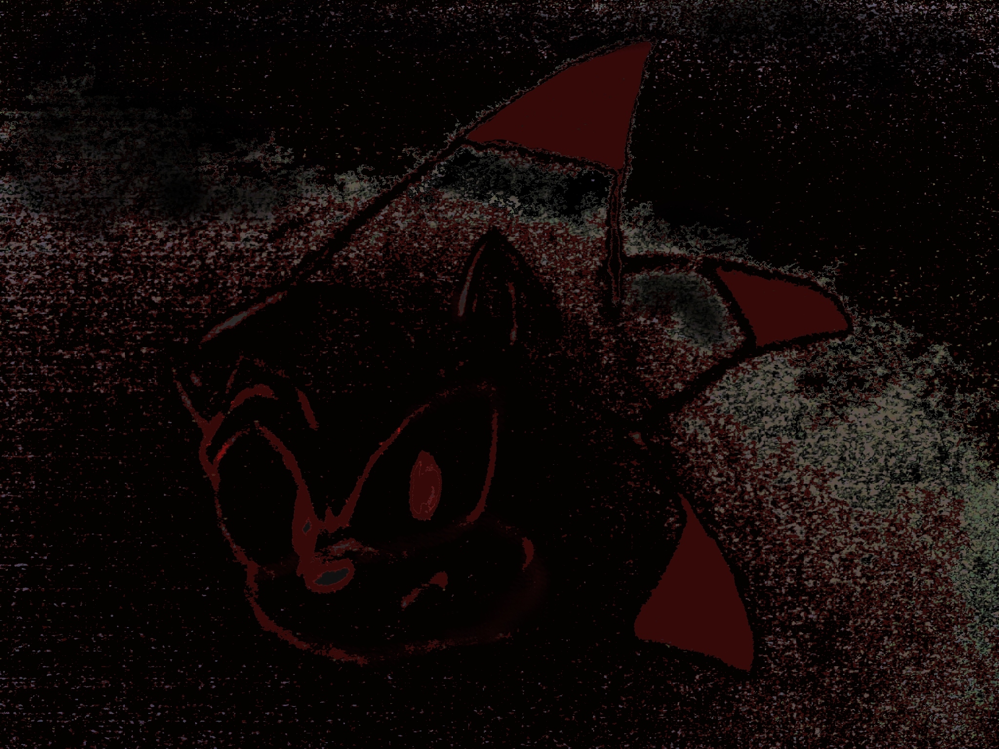 Nightmare Hedgehog
